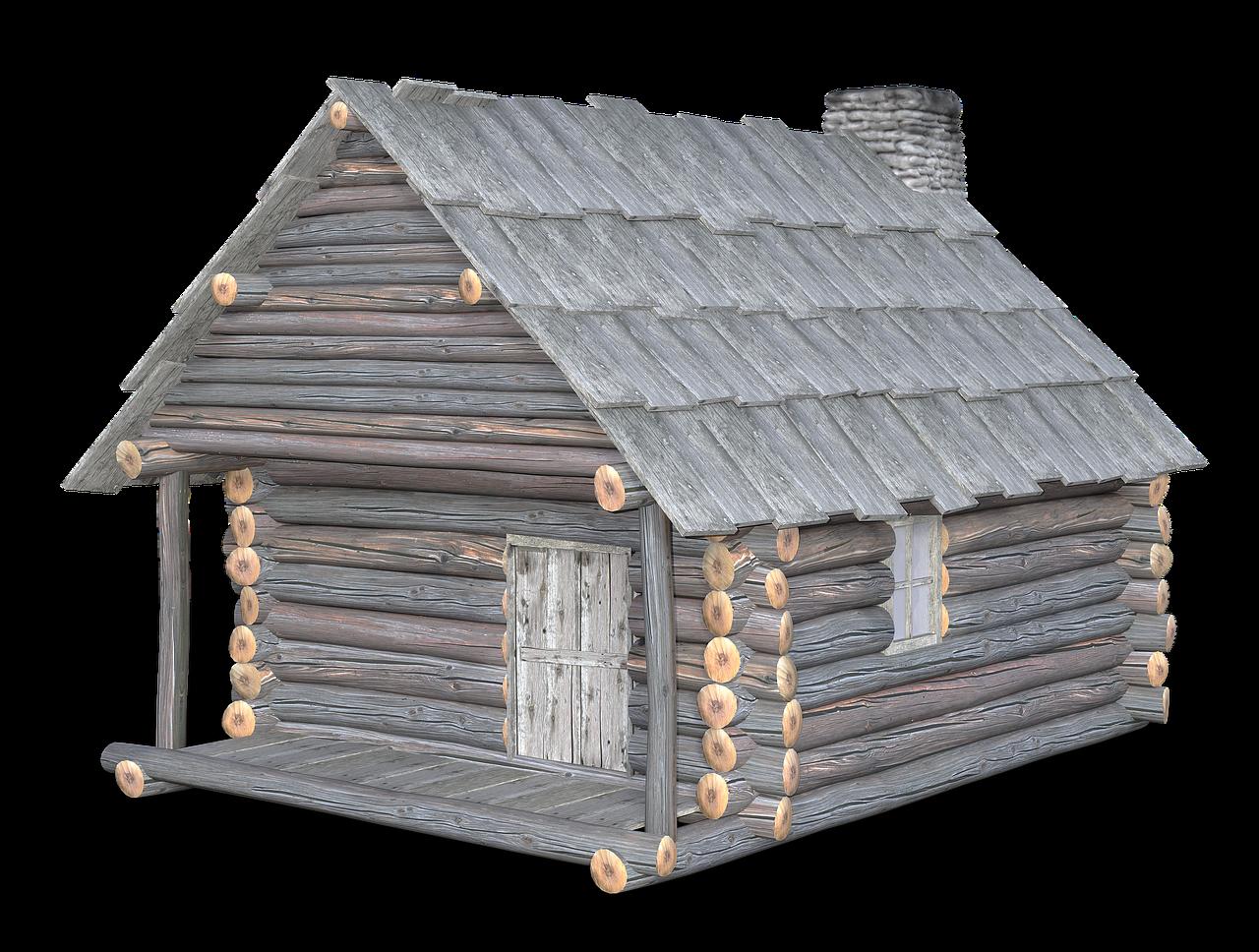 Block House Hut Alpine Hut  - anaterate / Pixabay
